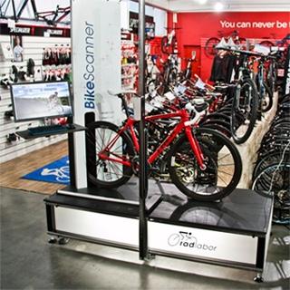 Bike-Scanner