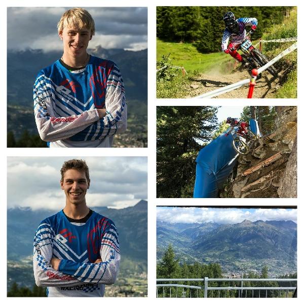 Marcell Frey und Jannick Lange IK-Pictures-Racing in Pila (Bilder Thomas Dietze)