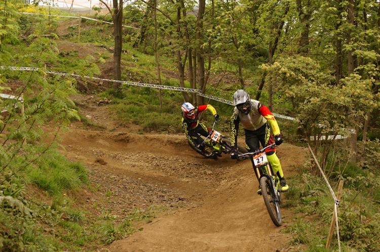 Tom und Marcell -IK-Pictures im Training