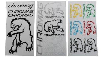 Chromag Logo Sticker Set (14Stk.)