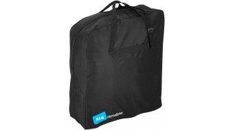 B & W Foldon Bag schwarz