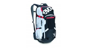 EVOC Freeride Trail Unlimited 20L Rucksack mit Anti-Impact System black/white Mod. 2017