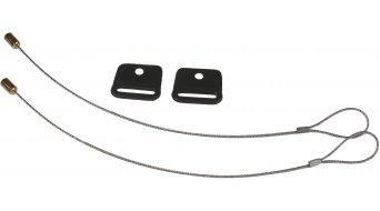 Ortlieb Radtaschen Zubehör QL2-Sicherungskabel silber