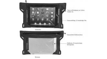 Ortlieb Zubehörtasche Tablet Case M 10