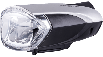 Azonic Bongo LED Beleuchtung black/silver Mod. 2016