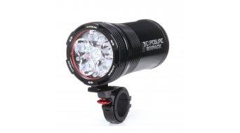 Exposure Lights Six Pack Mk7 LED Frontlicht 3400 Lumen inkl. Stangenhalterung 31,8mm