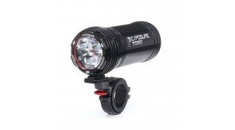 Exposure Lights Toro Mk8 LED Frontlicht 1800 Lumen inkl. Stangenhalterung 31,8mm