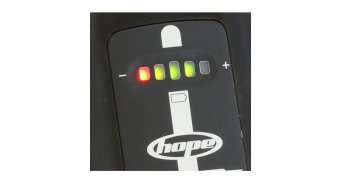 Hope R2 LED Beleuchtungssystem Epic (inkl. 1x 4-Zellen-Akku mit Kapazitätsanzeige)