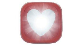 Knog Blinder 1 Hearts LED Beleuchtung weiße LED /