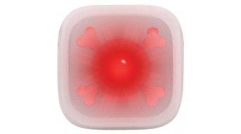 Knog Blinder 1 Skull LED Beleuchtung rote LED / chrome