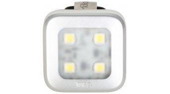 Knog Blinder 4 Square LED Beleuchtung weiße LED / silver