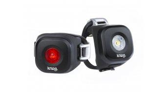 Knog Blinder Mini Lampe LED Twinpack 11-20Lumen Dot black  Mod. 2017