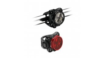 Lezyne LED Zecto Drive Beleuchtungsset LED-rot/weiß (120-20Lumen)
