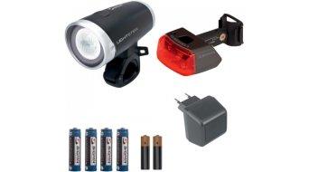 Sigma Sport Lightster/Cuberider Beleuchtungs-Set