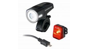 Sigma Sport Lightster USB/ Nugget LED Beleuchtungs-Set