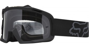 Fox Air Space MX-Goggle Kinder-Brille Youth Matte Black/Clear