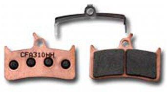 EBC CFA310 Bremsbeläge für Shimano XT & Grimeca Sys.8 Gold Nässe/Schlamm