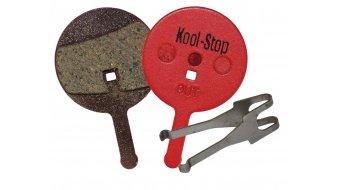 Kool-Stop Disc-Bremsbeläge für Avid Ball Bearing 5 Stahl-Rückplatte/Belag-organisch D280