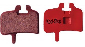 Kool-Stop Disc-Bremsbeläge für Hayes Mag und Nine Stahl-Rückplatte/Belag-organisch D200