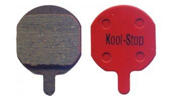 Kool-Stop Disc-Bremsbeläge für Hayes MX-2, MX-3,MX-4  SOLE Stahl-Rückplatte/Belag-organisch D220