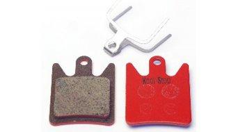 Kool-Stop Disc-Bremsbeläge für Hope Moto V2 Stahl-Rückplatte/Belag-organisch D580