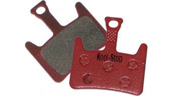 Kool-Stop Disc-Bremsbeläge für Hayes Prime Stahl-Rückplatte/Belag-organisch D261