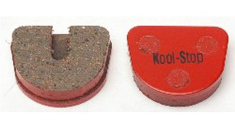 Kool-Stop Disc-Bremsbeläge für JoyTech Mechanical Stahl-Rückplatte/Belag-organisch D760