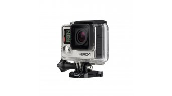 GoPro HD HERO 4 Silver Edition Adventure Digitalvideo- und Fotokamera