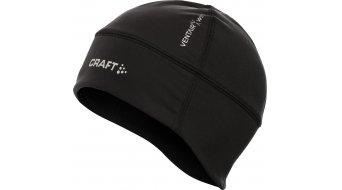 Craft Winter Mütze black/black