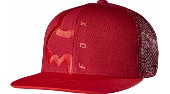 Fox Eyecon Box Kappe Kinder-Kappe Youth Snapback Gr. unisize cranberry