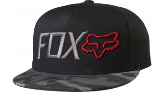 Fox Obsessed Kappe Kinder-Kappe Youth Snapback Gr. unisize black camo