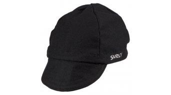 Surly Wool Cycling Cap Gr. S/M schwarz