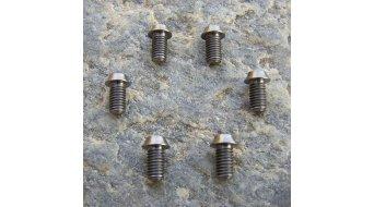 Extralite ExtraBolt 9 Titan-Schrauben für Rotor, 6Stk
