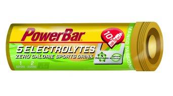 PowerBar 5 Electrolytes Sports Drink kalorienfrei 10 Tabs-Röhrchen