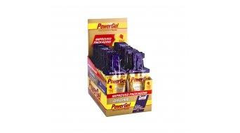 PowerBar Powergel Original Black Currant Box mit 24*41g-Beutel (mit Koffein)