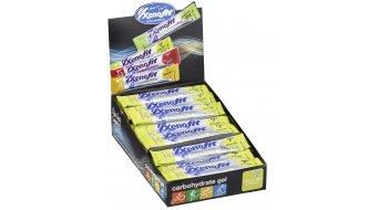 Xenofit carbohydrate Gel Beutel 25g Citrus-Mix - BOX á 30 Stück