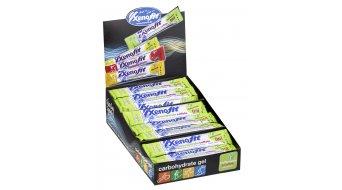 Xenofit carbohydrate Gel Beutel 25g Coffein Pfefferminze - BOX á 30 Stück