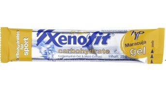 Xenofit carbohydrate Gel Beutel 25g Maracuja