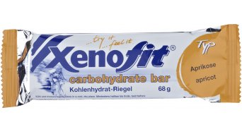 Xenofit carbohydrate bar Riegel 68g Aprikose
