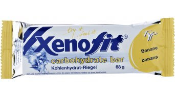 Xenofit carbohydrate bar Riegel 68g Banane