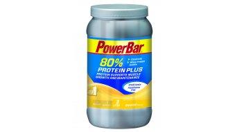 PowerBar Protein Plus 80% Shake-Pulver Banana 700g-Dose