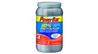 PowerBar Protein Plus 80% Shake-Pulver Strawberry 700g-Dose