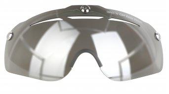Giro Ersatzscheibe Air Attack Shield gray/silver flash
