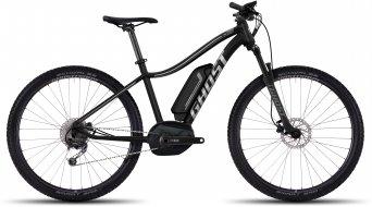 Ghost Teru 2 AL 650B / 27.5 E-Bike Komplettrad Damen-Rad black/micro chip gray/titanium gray Mod. 2017
