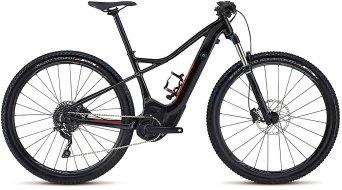 Specialized Turbo Levo WMN HT 29 MTB E-Bike Komplettrad Damen-Rad gloss fine metallic black/nordic red Mod. 2017