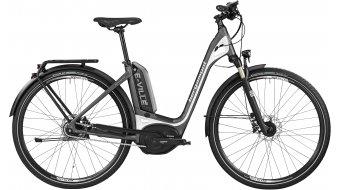 Bergamont E-Ville C A8 400 28 E-Bike Urban Komplettbike Gr. 52cm grey matt/white shiny Mod. 2016