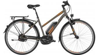 Bergamont E-Line C N380 Harmony 400 Lady 28 E-Bike Trekking Komplettbike Damen-Rad lava grey/orange/black Mod. 2016