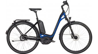 Bergamont E-Ville N330 28 Urban E-Bike Komplettbike Unisex black/blue (matt/shiny) Mod. 2017