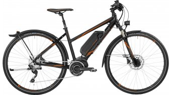 Bergamont E-Helix 7.0 Lady 28 E-Bike Komplettbike Damen-Rad Gr. 52cm black/orange (matt) Mod. 2017