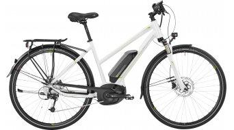 Bergamont E-Horizon 7.0 Lady 28 Trekking E-Bike Komplettbike Damen-Rad white/lime (shiny) Mod. 2017